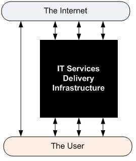 Figure 1: IT Services' Black Box
